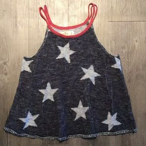 Hollister Americana Sweater Tank